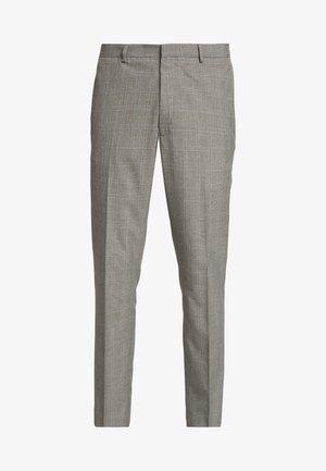 BURTON SKINNY TROUSER - Kalhoty - grey