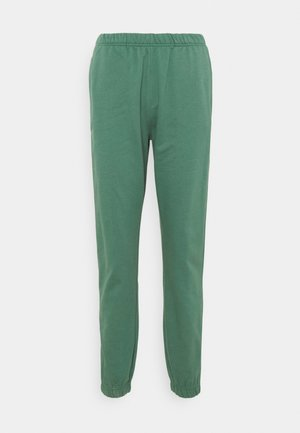 DREAMER LIFE - Tracksuit bottoms - smoke pine