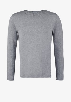 SLHDOME CREW NECK - Jumper - medium grey melange
