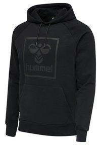 Hummel - HMLISAM - Luvtröja - black - 6