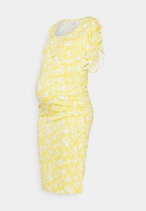 FRESNO - Jersey dress - acacia