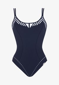 Sunflair - Swimsuit - DARK BLUE - 1