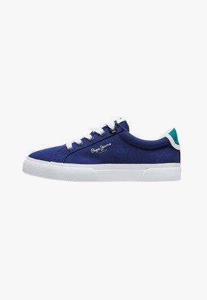 KENTON BASIC - Sneakersy niskie - azul marino