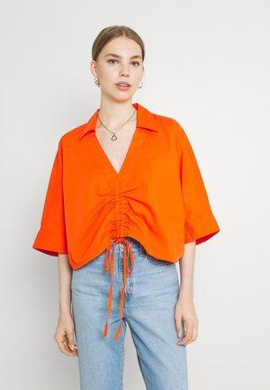 Print T-shirt - orangeade