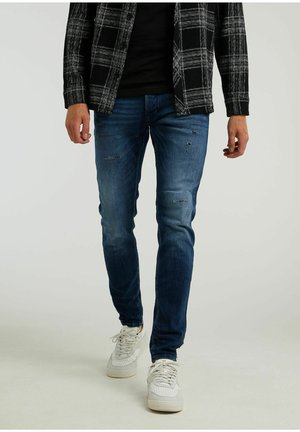 EGO COBALT - Slim fit jeans - blue