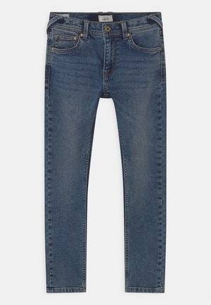 FINLY - Slim fit jeans - blue denim