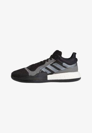 MARQUEE BOOST LOW SHOES - Basketball shoes - black