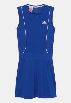 POP UP DRESS SET - Sports dress - bold blue/white