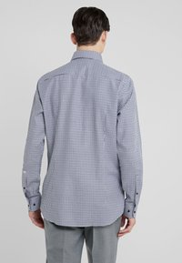 JOOP! - PYKE SLIM FIT - Camicia elegante - black/dark blue/white - 2