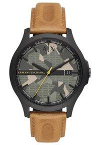 Armani Exchange - HAMPTON - Watch - brown - 0
