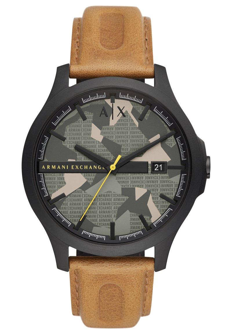 Armani Exchange - HAMPTON - Watch - brown
