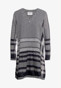 CECILIE copenhagen - DRESS - Day dress - black/stone - 3