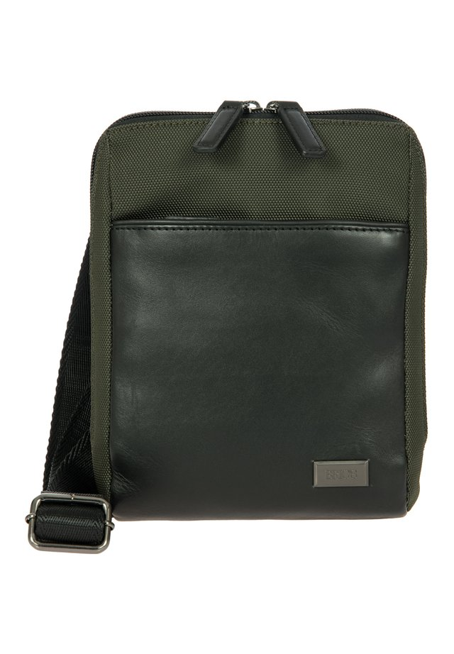 MONZA UMHÄNGETASCHE 16 CM - Across body bag - oliva