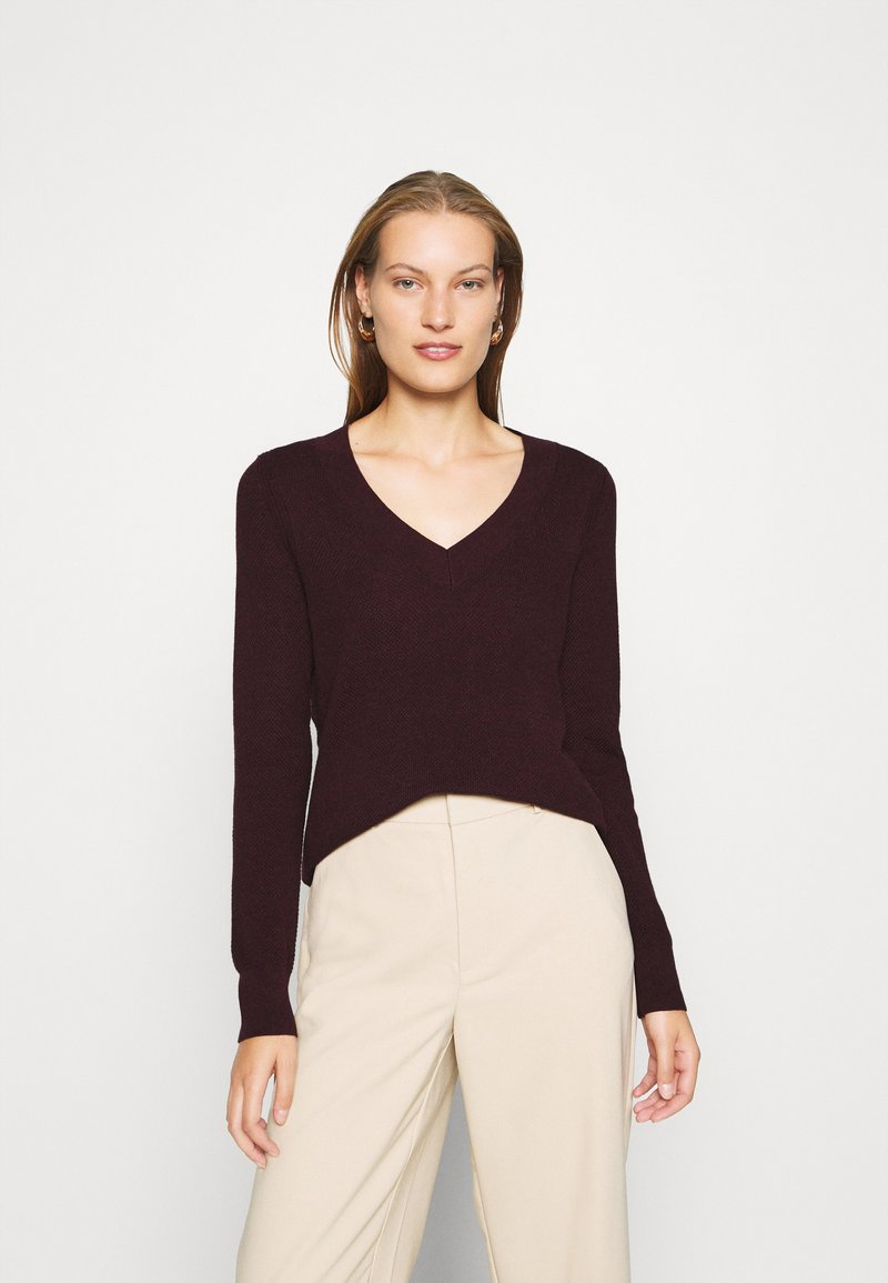 GAP - BELLA - Jumper - cranberry