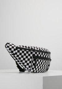 Vans - RANGER WAIST PACK - Bum bag - black/white - 3