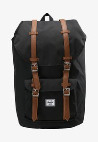 Herschel - LITTLE AMERICA  - Reppu - black - 5