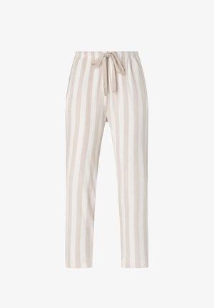 WEICHEM VELOURS 32033742 - Pyjama bottoms - beige