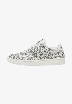 CLUB C KEITH HARING - Trainers - white