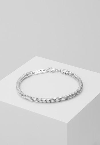 NATIVE BRACELET - Bracelet - silver-coloured