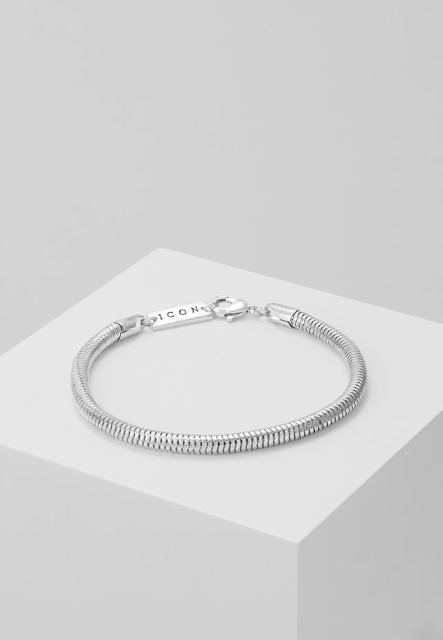 NATIVE BRACELET - Armband - silver-coloured
