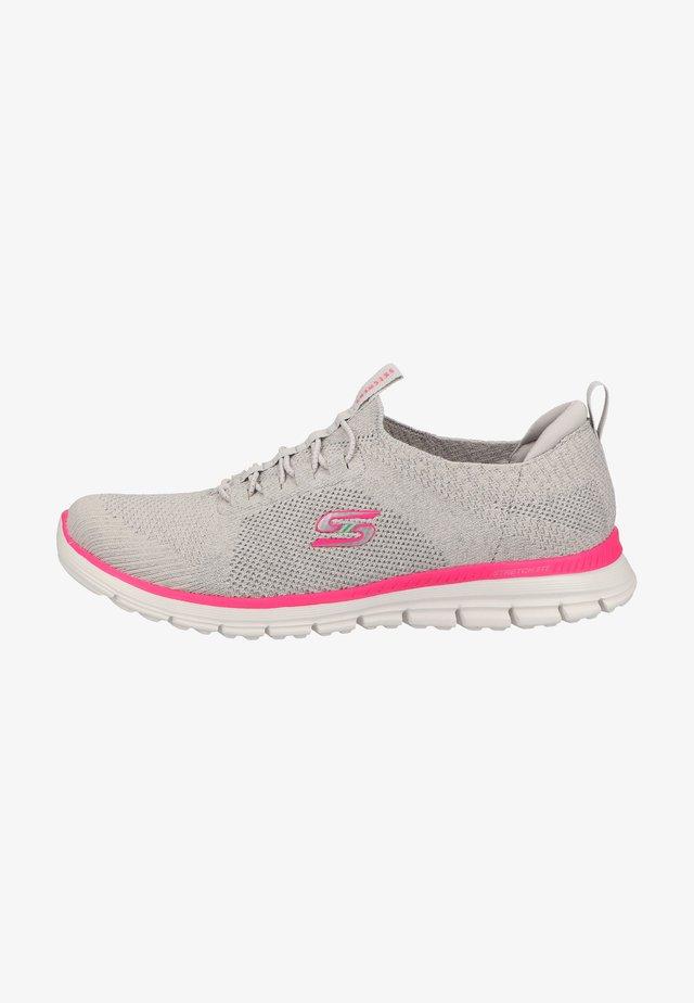 Sneakersy niskie - grau lghp