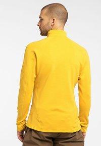 Haglöfs - HERON  - Fleece jacket - pumpkin yellow - 1