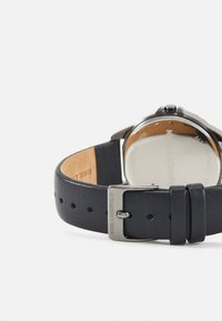 KARL LAGERFELD - IKONIK DIVER STRAP - Watch - gunmetal - 1