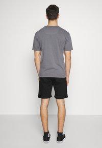 Tiger of Sweden Jeans - ASH - Denim shorts - black - 2
