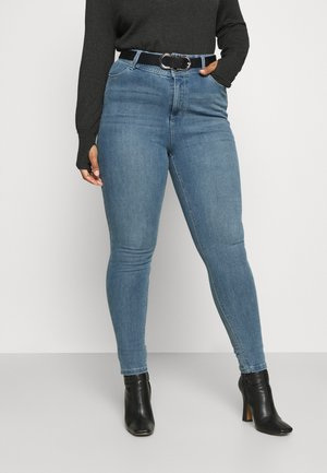 BOOTY SHAPER POWERSTRETCH - Jeans Skinny Fit - vintage blue