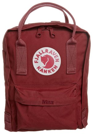 KÅNKEN MINI - Sac à dos - ox red