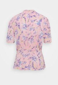 Polo Ralph Lauren - VINTAGE - Triko spotiskem - lavendar - 1