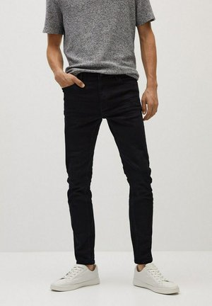 JUDE - Jeans Skinny - black denim