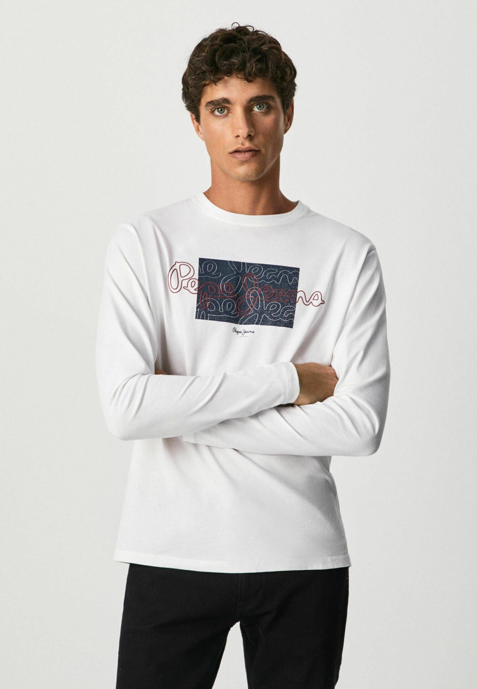 Herrer RICHARD - Langærmede T-shirts