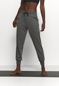 Nike Performance - Tracksuit bottoms - smoke grey - 0