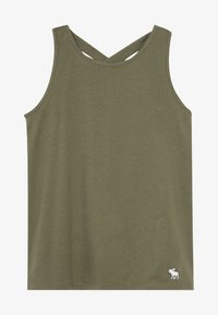 Abercrombie & Fitch - TANK  - Top - olive - 2