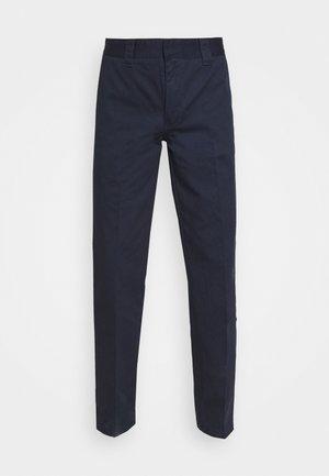 DOT WORKPANT - Pantalon classique - dark navy