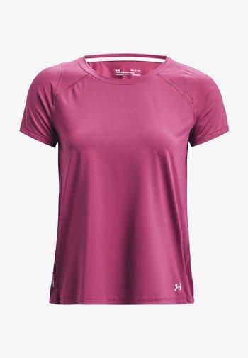 Basic T-shirt - pink quartz