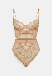 Ann Summers - BIRTHDAY SUIT HOLD ME TIGHT - Body - nude - 1