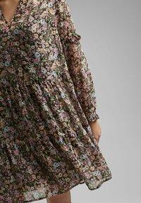 edc by Esprit - Day dress - Khaki - 5