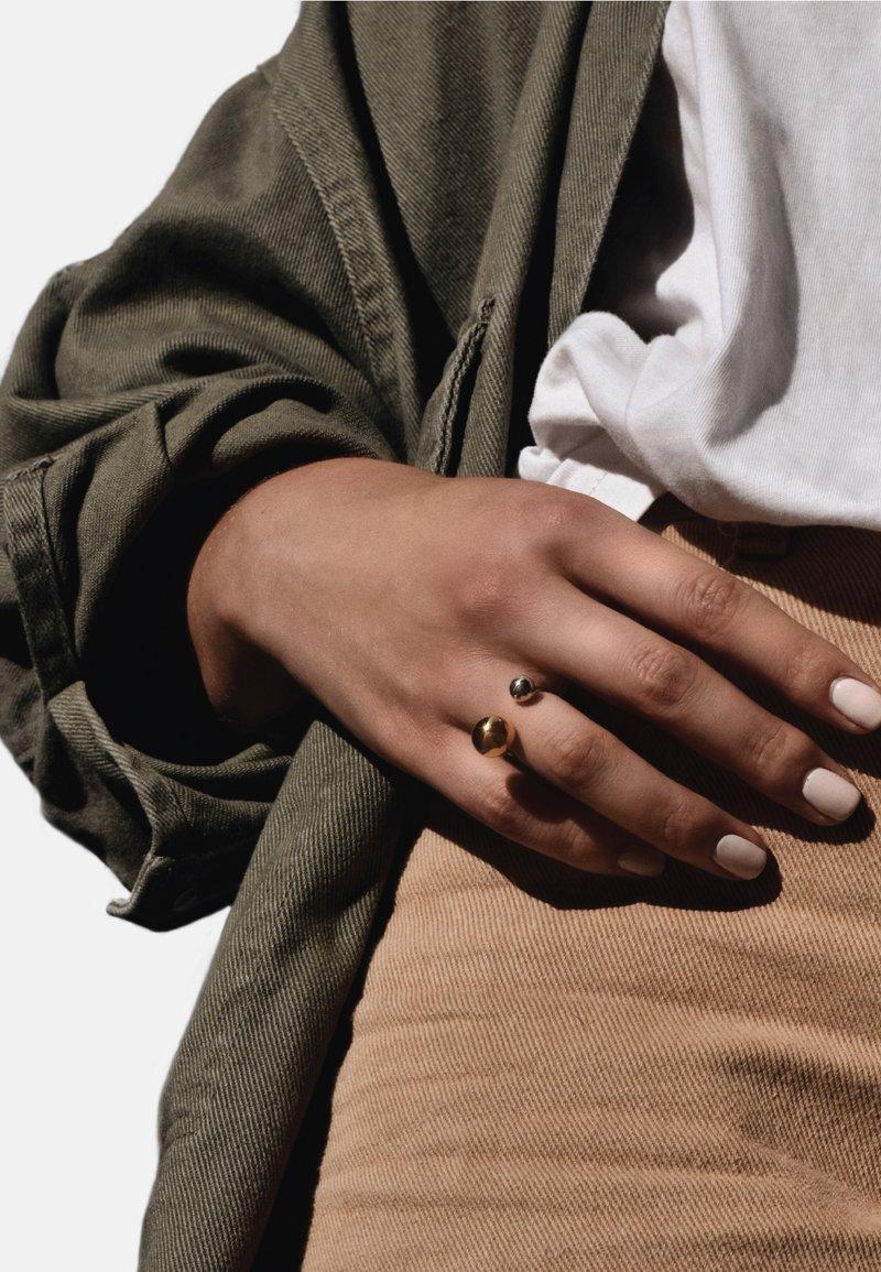 No More - BIG BOMB - Ring - gold