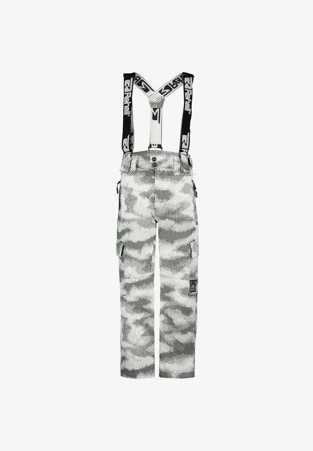 Snow pants - grau