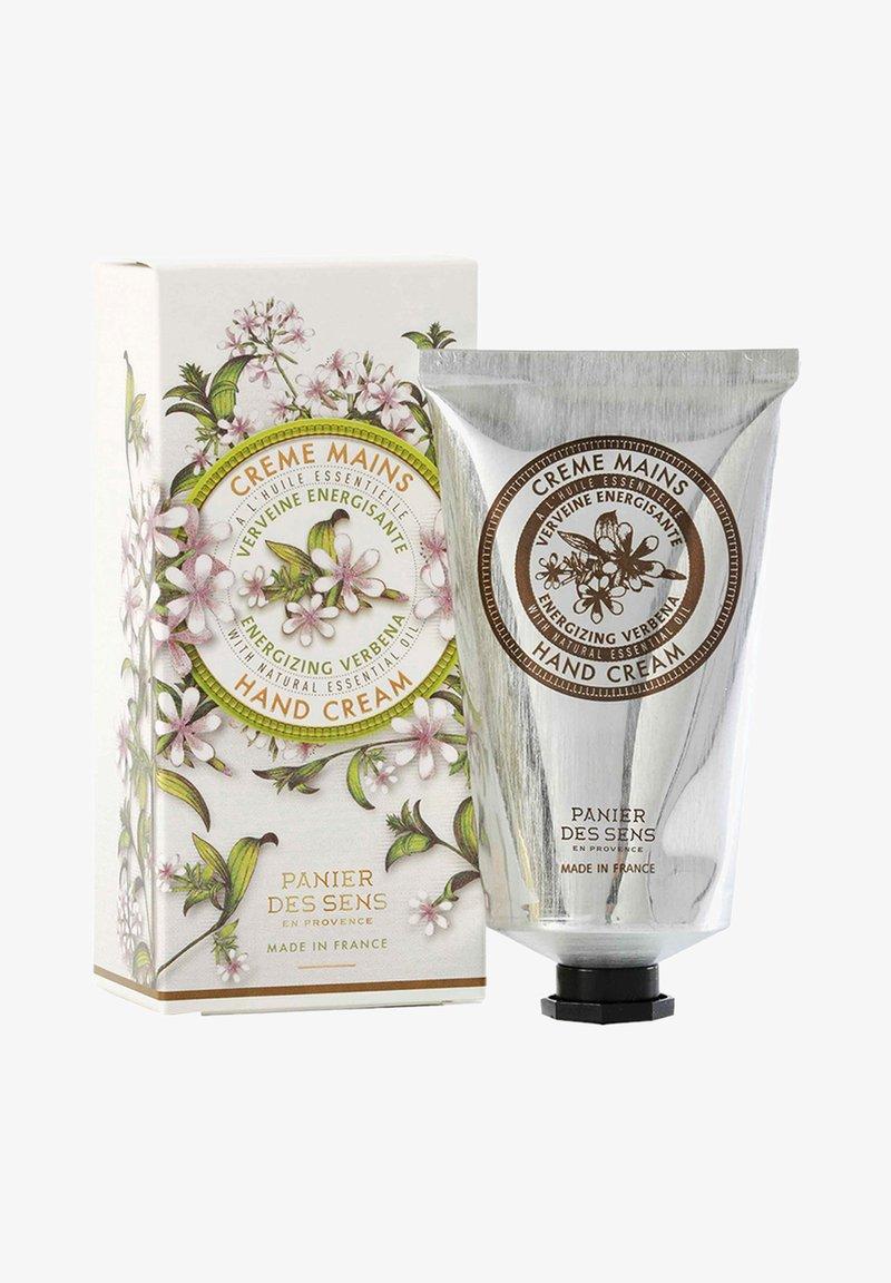 Panier des Sens - EXTRA REICHHALTIGE HANDCREME BELEBENDE VERBENE 75 ML - Hand cream - -