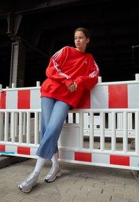 adidas Originals - Sweatshirt - red - 1