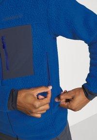 Norrøna - TROLLVEGGEN THERMAL PRO JACKET - Fleece jacket - blue - 4