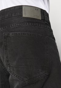 Redefined Rebel - RROSAKA - Denim shorts - marble black - 5
