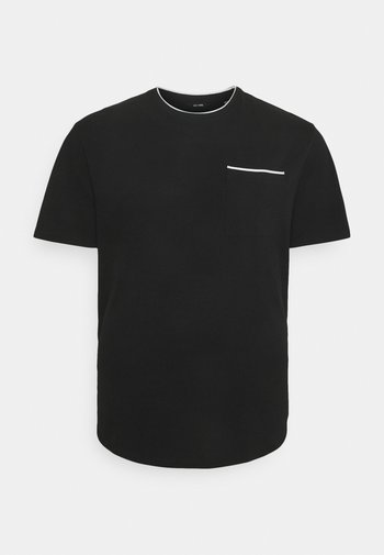 ONSABRAM LIFE TEE - Basic T-shirt - black