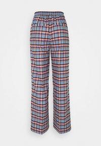 Libertine-Libertine - TRAVEL PANTS - Trousers - skye blue - 1