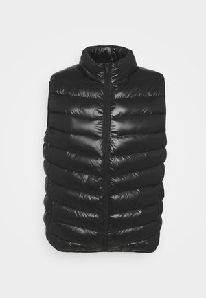 CHAD SHINE - Waistcoat - black