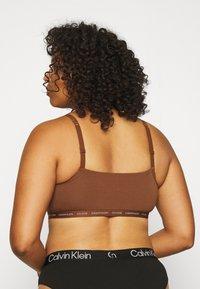 Calvin Klein Underwear - ONE UNLINED BRALETTE 2 PACK - Steznik - spruce - 2