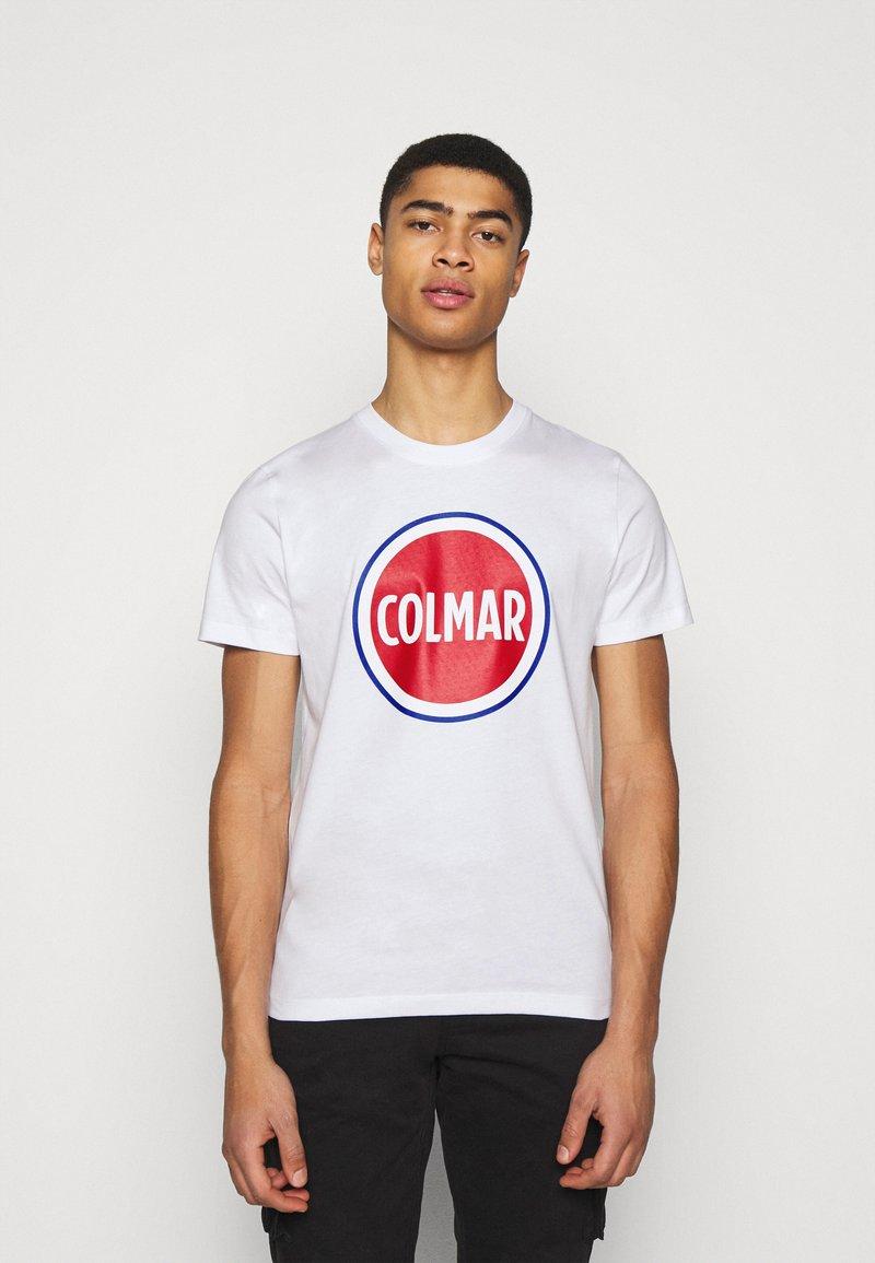 Colmar Originals - FIFTH - Print T-shirt - bianco